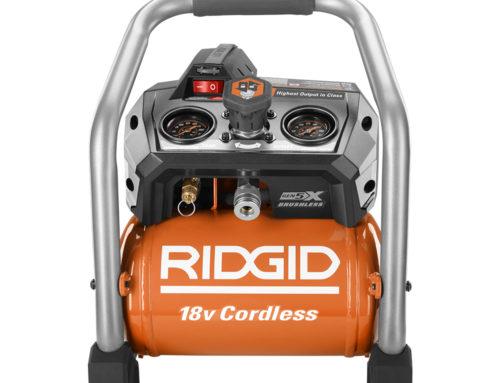 Ridgid Air Compressor – #THDProSpective