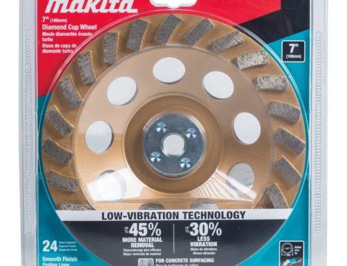 Makita Diamond Cup Wheel 7″ – #THDProSpective