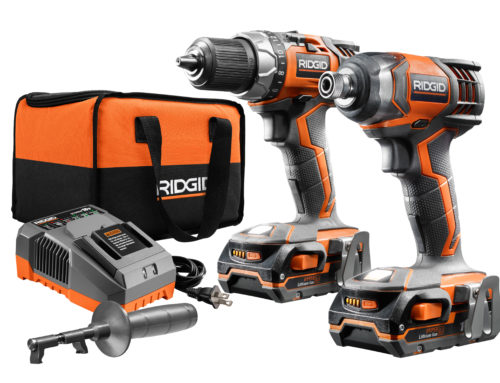 Ridgid GEN5X Brushless 18V Drill/Driver and 3 Speed Impact Driver Combo Kit – #THD- Prospective
