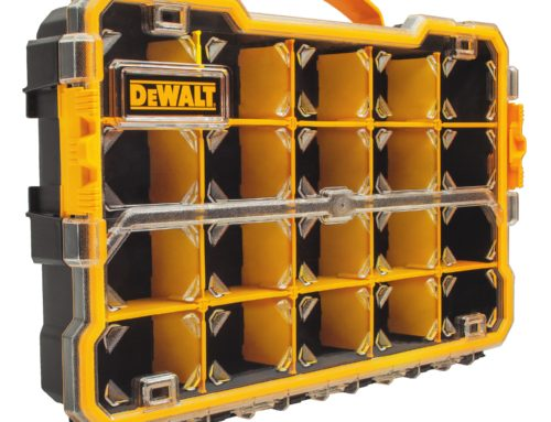Dewalt 20-Compartment Pro Small Parts Organizer- #THD-ProSpective