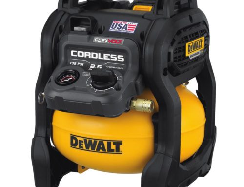 Dewalt FLEXVOLT 2.5 Gal. 60-Volt MAX Brushless Cordless Air Compressor Kit – #THD-ProSpective