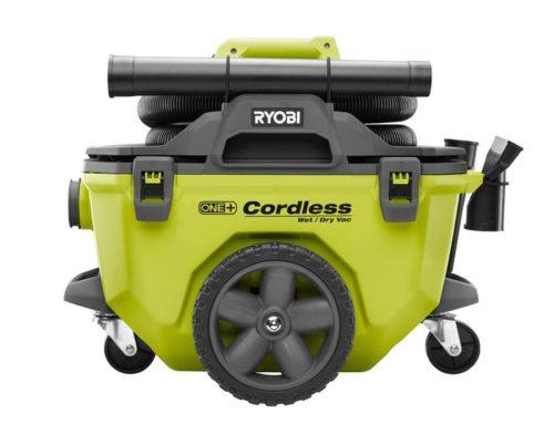 Ryobi – 18-Volt ONE+ 6 Gal. Cordless Wet/Dry Vacuum – #Thd-Prospective