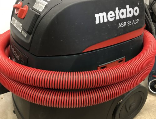 Long term Review: Metabo ASR 35 ACP  HEPA Dust Extractor