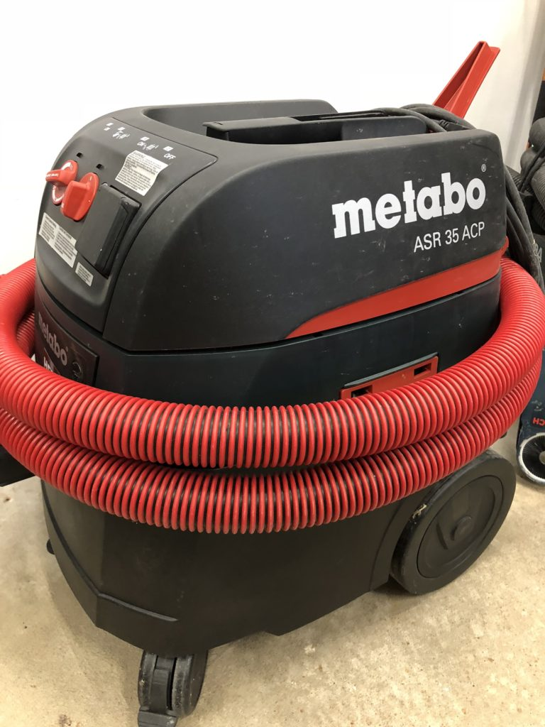 Metabo Autoclean Hepa Dust Extractor The Tool Pig