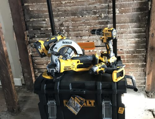Dewalt 20VMax Cordless Combo Kit in Tough System – #THDProSpective