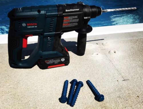 Bosch 18V Cordless SDS Plus Rotary Hammer Review