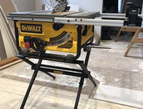 Dewalt Compact Job-Site Table Saw Review