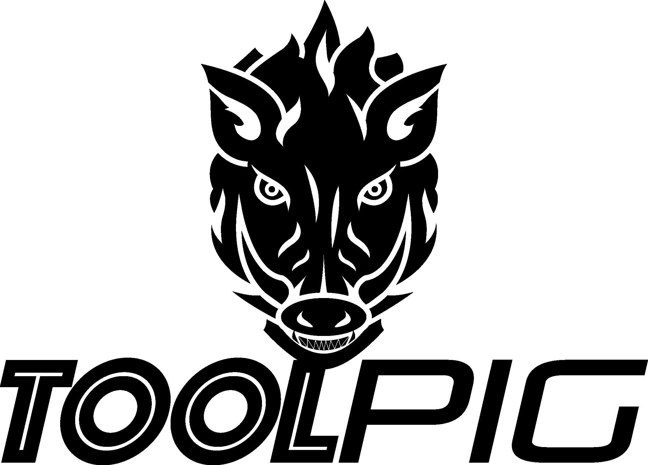 TOOLPIG-Black