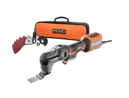 Ridgid-JobMax 4 Amp Multi-Tool – #THD – ProSpective
