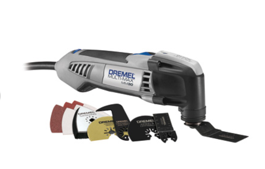 Dremel 3-Tool Combo Kit with 15 Accessories – #THD – ProSpective