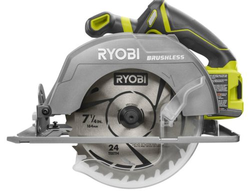 Ryobi 18V One+ Cordless 7-1/4 in. Brushless Circular Saw – THD ProSpective