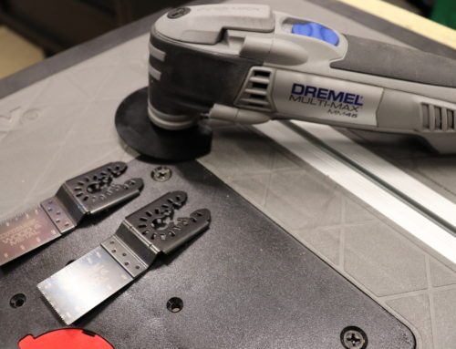 Dremel Oscillating Multi-Tool Kit #THDProSpective