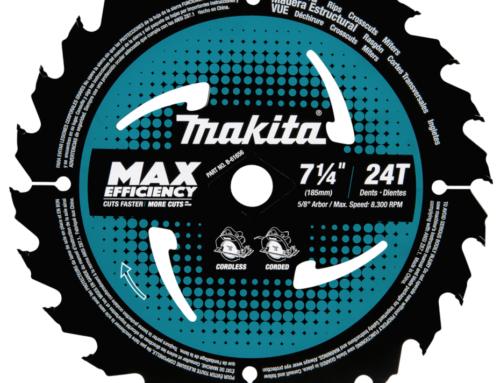 Makita Max Efficiency Saw Blade Review
