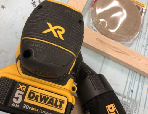 Dewalt Cordless Orbit Sander Review #THDProSpective