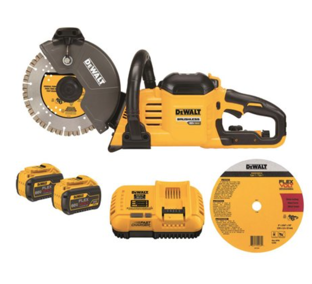 Dewalt Cordless Cutoff Saw Review