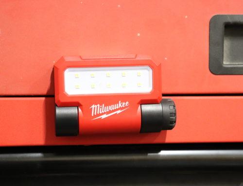 Milwaukee LED Job Site Lighting Review