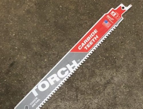 MILWAUKEE SAWZALL RECIPROCATING SAW BLADE REVIEW