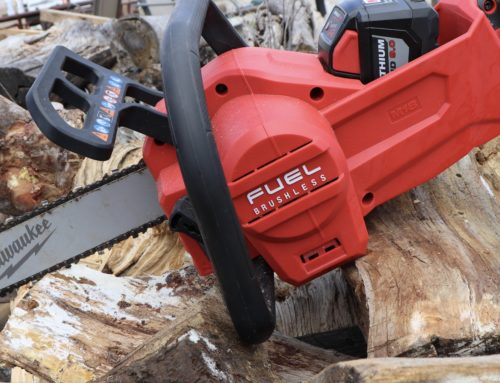 MILWAUKEE M18 FUEL CORDLESS CHAINSAW