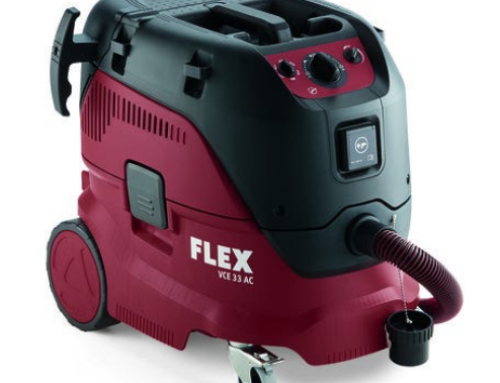 FLEX VCE 33 LAC 9 Gallon Hepa Vacuum- Deal Alert $299.99