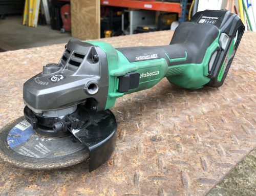 MetaboHPT Multivolt Cordless Grinder Review