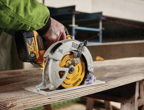 DEWALTTOUGH Saw Blade Giveaway