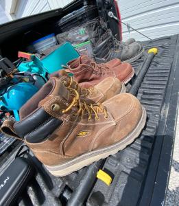 KEEN Utility Cincinnati Boot review and