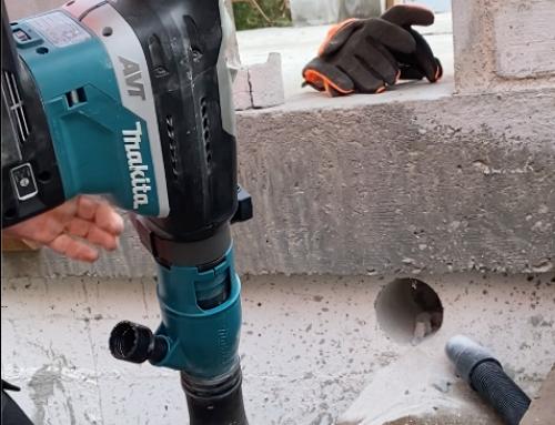 Makita XRH07 AVT AWS 36 volt best cordless Rotary hammer? long term review