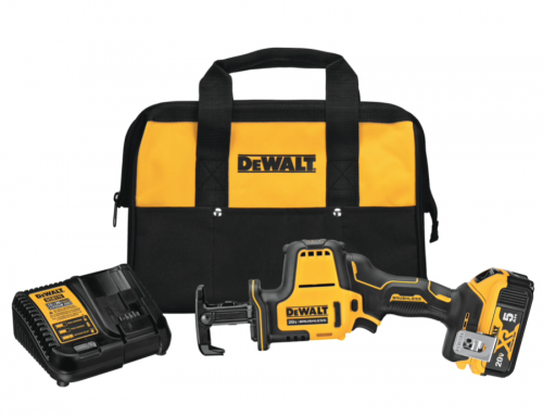 DeWalt Atomic reciprocating saw